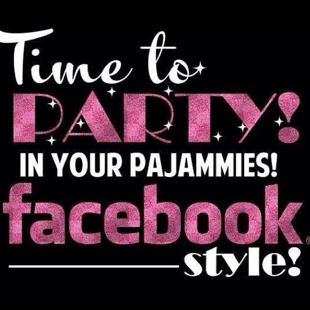 facebook parties sign up today naturallybeautifultips